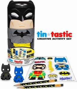 Funko DC Comics Tin-Tastic Creative Activity Set Batman