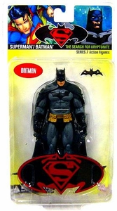 DC Direct Superman & Batman Series 7 Search For Kryptonite Action Figure Batman