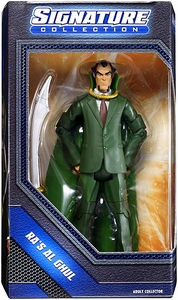 DC Universe Exclusive Signature Collection Action Figure Ras Al Ghul