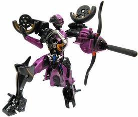 Transformers Movie Hasbro Deluxe LOOSE Action Figure Battle Damaged Arcee