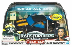Transformers 3: Dark of the Moon Human Alliance Bumblebee with Sam Witwicky