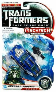 Transformers 3: Dark of the Moon Deluxe Action Figure Topspin