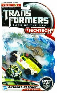 Transformers 3: Dark of the Moon Deluxe Action Figure Autobot Ratchet