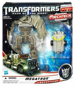 Transformers 3: Dark of the Moon Voyager Action Figure Megatron