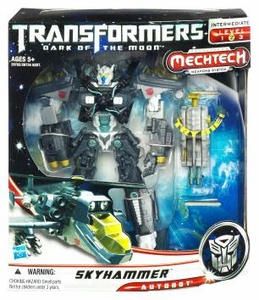 Transformers 3: Dark of the Moon Voyager Action Figure Skyhammer