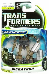 Transformers 3: Dark of the Moon Cyberverse Commander Action Figure Megatron