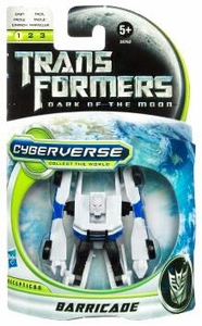 Transformers 3: Dark of the Moon Cyberverse Legion Action Figure Barricade