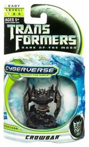 Transformers 3: Dark of the Moon Cyberverse Legion Action Figure Crowbar
