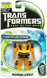 Transformers 3: Dark of the Moon Cyberverse Legion Action Figure Bumblebee