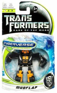 Transformers 3: Dark of the Moon Cyberverse Legion Action Figure Mudflap