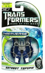 Transformers 3: Dark of the Moon Cyberverse Legion Action Figure Autobot Topspin