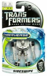 Transformers 3: Dark of the Moon Cyberverse Legion Action Figure Sideswipe