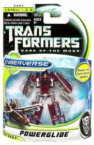 Transformers 3: Dark of the Moon Cyberverse Commander Action Figure Powerglide
