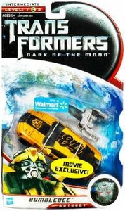 Transformers 3: Dark of the Moon Exclusive Deluxe Action Figure Bumblebee [#84]