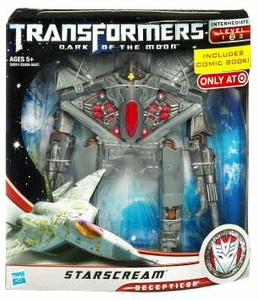 Transformers 3: Dark of the Moon Exclusive Voyager Action Figure Starscream