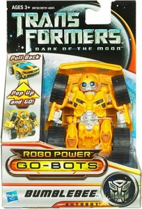 Transformers 3: Dark of the Moon Robo Power Go-Bots Action Figure Bumblebee