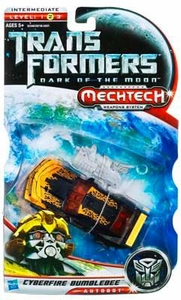 Transformers 3: Dark of the Moon Deluxe Action Figure Cyberfire Bumblebee