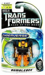 Transformers 3: Dark of the Moon Cyberverse Legion Action Figure Stealth Bumblebee