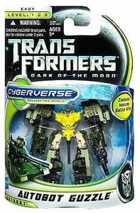 Transformers 3: Dark of the Moon Cyberverse Commander Action Figure Autobot Guzzle