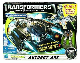 Transformers 3: Dark of the Moon Cyberverse Action Figure Autobot Ark