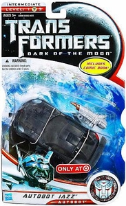 Transformers 3: Dark of the Moon Exclusive Deluxe Action Figure Autobot Jazz