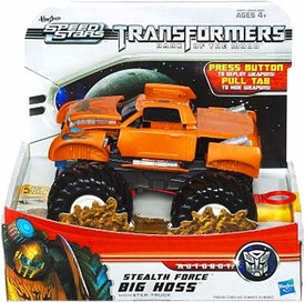 Transformers 3: Dark of the Moon Speed Stars Monster Truck Stealth Force Big Hoss
