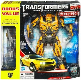 Transformers 3: Dark of the Moon Exclusive Leader Mechtech Action Figure Bumblebee [Includes Deluxe Class Starscream]