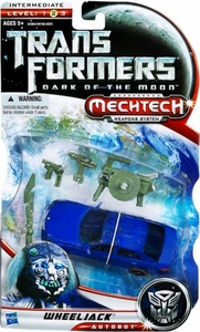 Transformers 3: Dark of the Moon Deluxe Action Figure Wheeljack