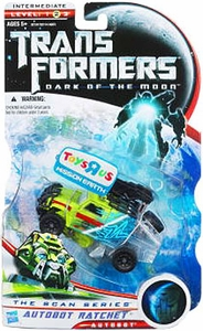Transformers 3: Dark of the Moon Exclusive Deluxe Action Figure Ratchet [The Scan Series]