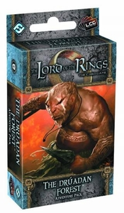 Lord of the Rings: The Druadan Forest LCG Living Card Game Adventure Pack
