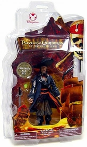 Pirates of the Caribbean At World's End Disney Exclusive Action Figure Barbossa