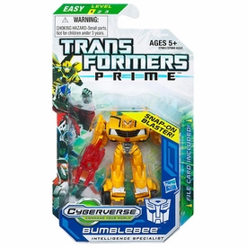 Transformers Prime Cyberverse Legion Action Figure Bumblebee