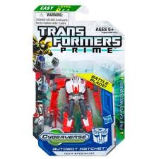 Transformers Prime Cyberverse Legion Action Figure Autobot Ratchet