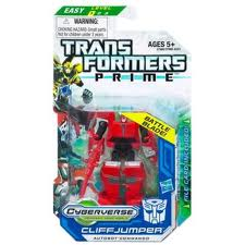 Transformers Prime Cyberverse Legion Action Figure Cliffjumper