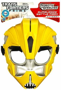Transformers Prime Battle Mask Bumblebee