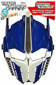Transformers Prime Battle Mask Optimus Prime