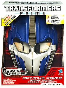 Transformers Prime Mission Helmet Optimus Prime