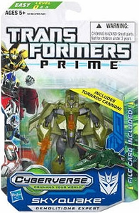 Transformers Prime Cyberverse Commander Action Figure Skyquake