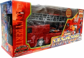 Transformers Robots in Disguise Ultra Optimus Prime Fire Convoy