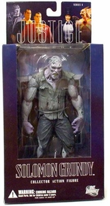 DC Direct Justice League Alex Ross Series 4 Action Figure Solomon Grundy