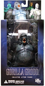 DC Direct Justice League Alex Ross Series 7 Action Figure Gorilla Grodd