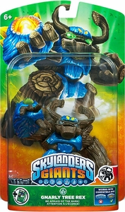 Skylanders Giants Figure Pack Gnarly Tree Rex
