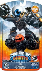 Skylanders Giants Exclusive Giant Figure Pack Halloween Pumpkin Head Eye Brawl [Limited Edition]