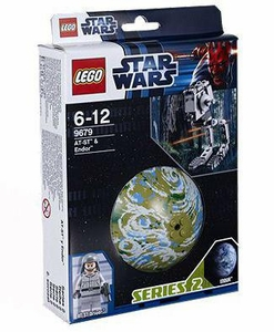 LEGO Star Wars Set #9679 AT-ST & Endor