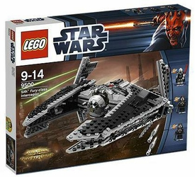 LEGO Star Wars Set #9500 Sith Fury Class Interceptor