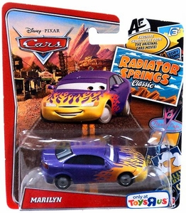Disney / Pixar CARS Radiator Springs Classic Exclusive 1:55 Die Cast Car Marilyn