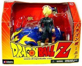 Dragonball Z Lights & Sounds Vehicle 3-Wheel Car 668
