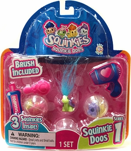 Squinkies Pencil Topper Set Squinkie Doos Series 1