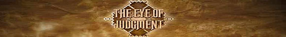 Playstation 3 The Eye of Judgment Playstation 3 3-D Trading Card Game!