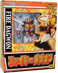 Brave Command Dagwon Sunrise Action Figure Fire Dagwon